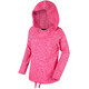 Regatta Chantile Fleece Hoodie Women Hot Pink